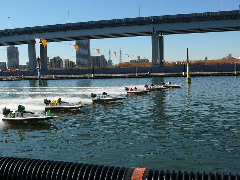 ボートレース最終日