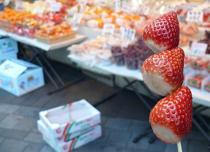 有楽町のイチゴ