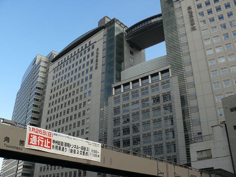 西新宿・芸術さんぽ