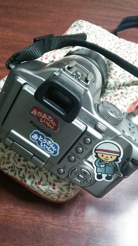 くたびれカメラ